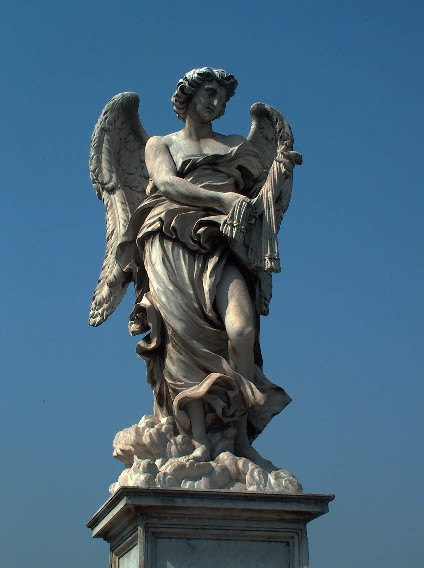 Angel de Bernini (Pte Sto Angelo).JPG